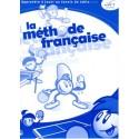 LE LIVRET METHODE FRANCAISE