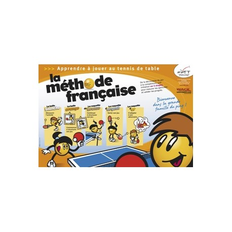 KIT METHODE FRANCAISE