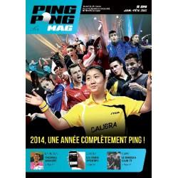 PING PONG MAG N°9 JAN-FEV 2016