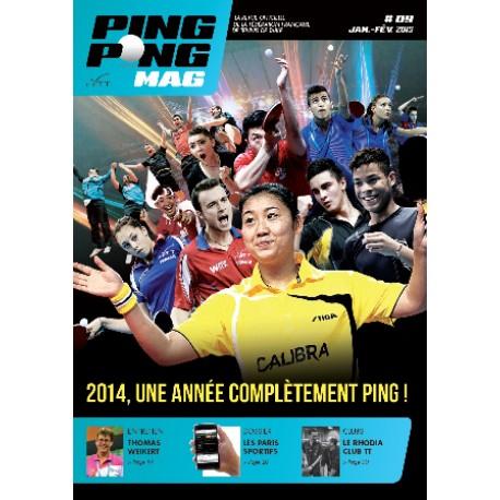 PING PONG MAG N°9