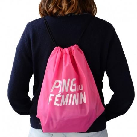SAC A DOS PING AU FEMININ