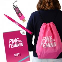 Pack Ping au Féminin