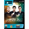 PING PONG MAG N°12 - JUIL-AOUT 2015
