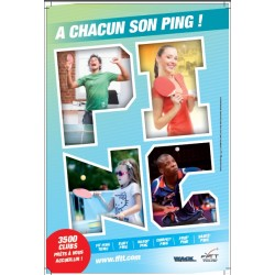 AFFICHE PROMO PING