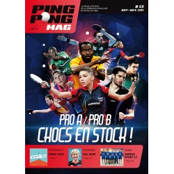PING PONG MAG N°13 - SEPT/OCT 2015