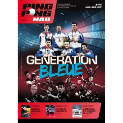 PING PONG MAG N°14 - NOV-DEC 2015