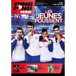 PING PONG MAG N°15  JAN-FEV 2016