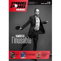 Ping Pong Mag 16 - Mars/Avril 2016
