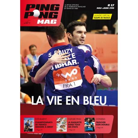 Ping Pong Mag 17 - Mai/Juin 2016