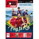 Ping Pong Mag 18 - Présentation des JO