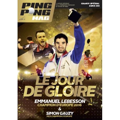 Ping Pong Mag 20 - Novembre/Décembre 2016