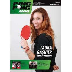 Ping Pong Mag 23 Mai/Juin 2017