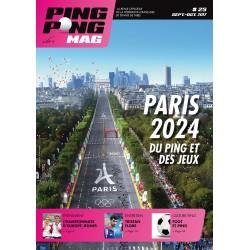 Ping Pong Mag 25 Sept/Oct 2017