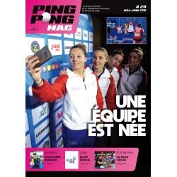Ping Pong Mag 29 - Mai/juin 2018