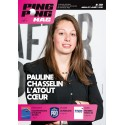 Ping Pong Mag 30 - Juillet/Août 2018