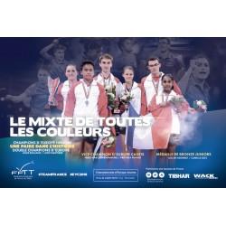 CEJ 2018 - Doubles Mixtes