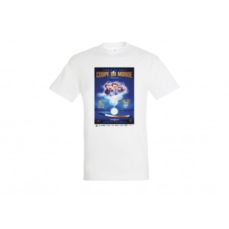 tee-shirt coupe du monde
