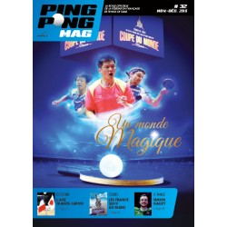 Ping Pong Mag 32 - Nov/Dec 2018