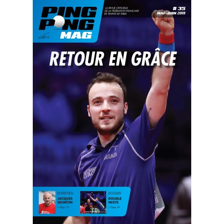 Ping Pong Mag 35 - mai-juin 2019
