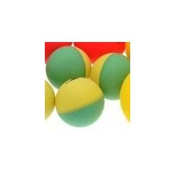 balles bicolore