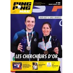 Ping Pong Mag 40 - mars-avril 2020