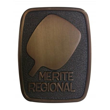 MERITE REGIONAL BRONZE