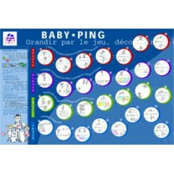 AFFICHE BABY PING