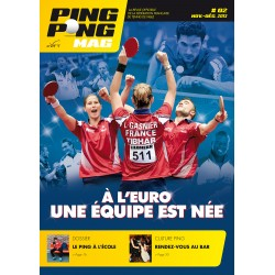 PING PONG MAG N°2 - NOV-DEC 2013