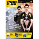 PING PONG MAG N°4 - MARS-AVRIL 2014