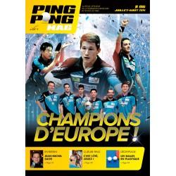 PING PONG MAG N°6 - JUIL-AOUT 2014