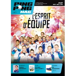 PING PONG MAG N°7 - SEPT-OCT 2014