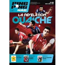 PING PONG MAG N°8 - NOV-DEC 2014